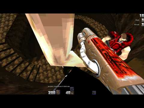 Quake 2 Rocket Arena 2 Chile South America! Games 7 Nights a week!