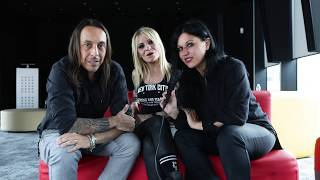 Lacuna Coil - Black Anima - Intervista a Cristina Scabbia e Andrea Ferro