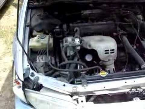 1997 toyota camry engine 4 cylinder youtube. Black Bedroom Furniture Sets. Home Design Ideas