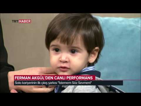 Hayat Tadında/ Ferman Akgül, Bettina Kuperman ve oğulları Aaron