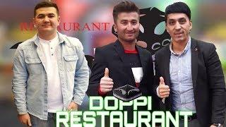 Komronbek Soburov / Oybek Yoqubov - Doppi Restaurantda