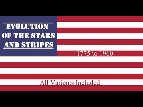 The Evolution of the US Flag | Flags Explained