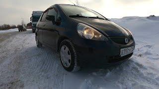 2007 Honda Jazz.  Детальный Обзор И ТЕСТ-Драйв.