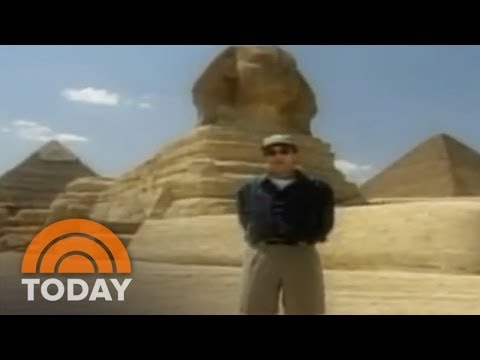1998 Matt Lauer LIVE From Egypt | Archives | TODAY