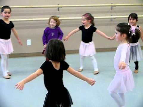 Ballet Girls Ottawa 2