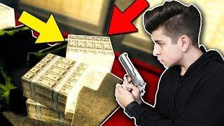 ИГОРЬ ОГРАБИЛ БАНК?! ОПАСНЫЙ ПЛАН НА 50.000$ (Sneak Thief)