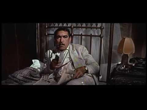 The Guns of Navarone (1961) Movie Trailer - David Niven, Gregory Peck & Anthony Quinn