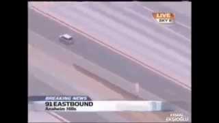 Car trolling Police Cars