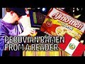 Aji no men Peruvian Instant Noodles   Unboxing Time With The Ramen Rater