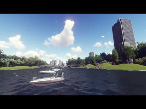 Adyar River Animation Video