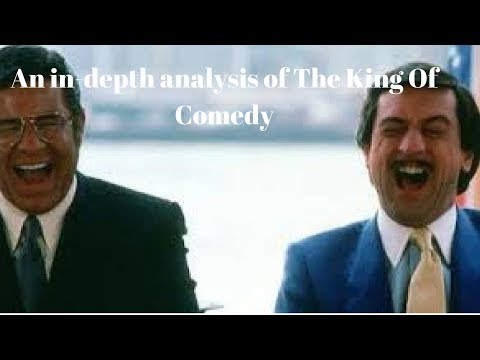 An In-depth Analysis Of Martin Scorsese's The King Of Comedy