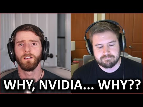 NVIDIA Keeps Disappointing Gamers - WAN Show September 25 , 2020