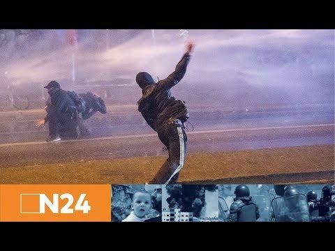 N24 - Innenminister Thomas de Maizière nimmt Stellung zu den G20-Krawallen in Hamburg