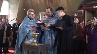 Освящение и установка креста и колокола. ( Николо-Погост 2019 год)