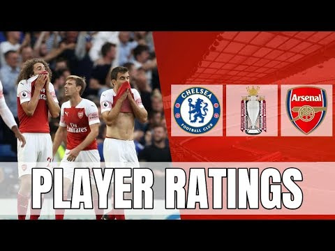 Arsenal Player Ratings - Who Was Your Man Of The Match?