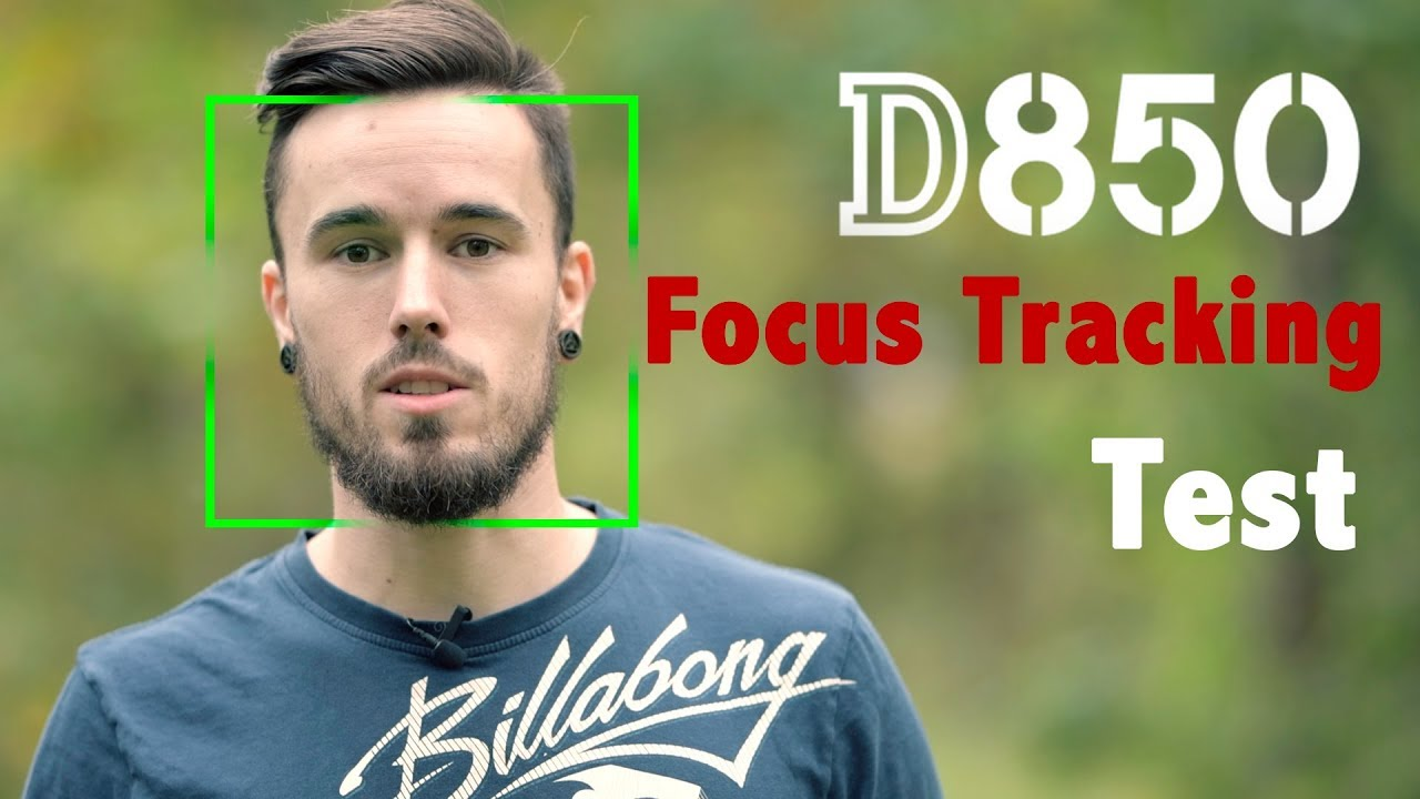 This video shows that Nikon D850 autofocus tracking is as
