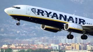 Das war knapp: Ryanair-Maschine fliegt nur 150 Meter über Flugzeug von Jet2