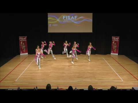 Aerodance FISAF Nationals 2017