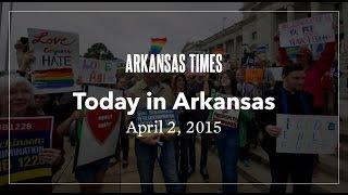 Today in Arkansas: Sexual politics