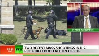 No Caucasian is terrorist?