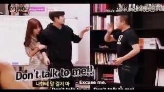 Jackson GOT7 X Youngji KARA romance roommate (Jackji Couple)