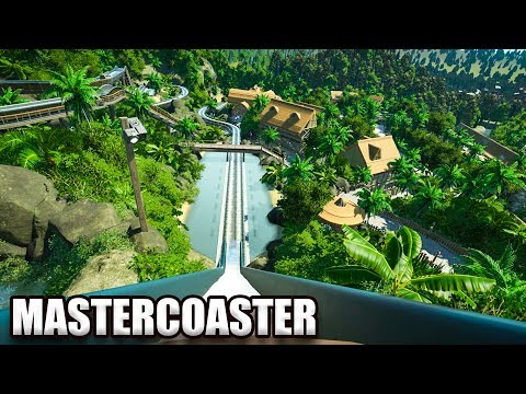 DER BESTE PARK 2017?  - Planet Coaster - UNIVERSAL WORLD Park Tour #2  -MASTERCOASTER #10 (Deutsch)
