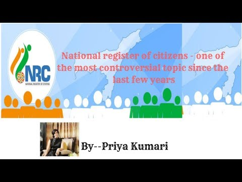 NRC  Why it is Necessary  
