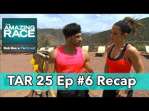 The Amazing Race 25 Episode 6 Recap | Friday, October 31, 2014