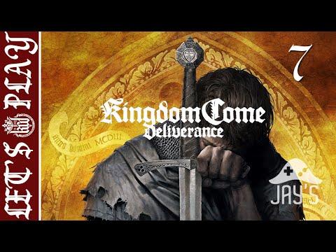 [FR] Kingdom Come Deliverance - Épisode 7 - Un grand coup sur la tête