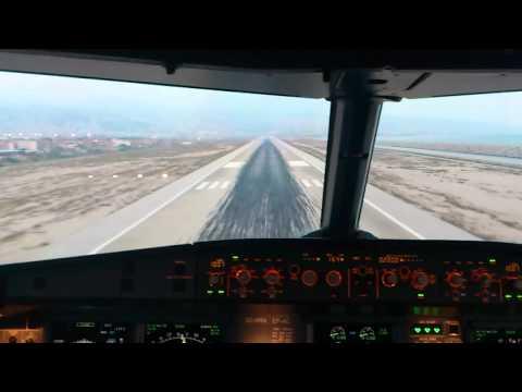 MEA landing in beirut