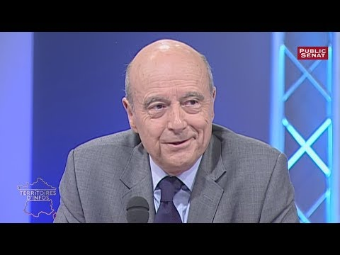 Invité: Alain Juppé - Territoires d'infos (30/06/2017)