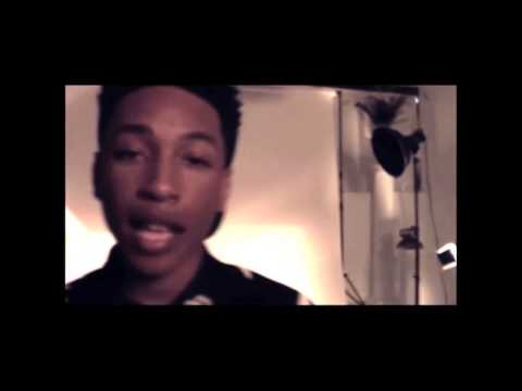 Jacob Latimore Interview w/ Kym Swain for December Issue