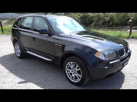 BMW X3 3 0i