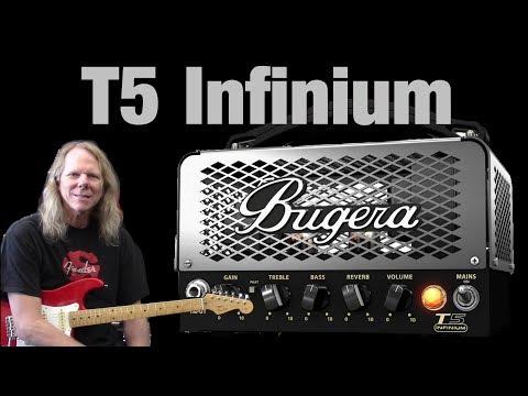 Bugera T5 Infinium Amp Demo