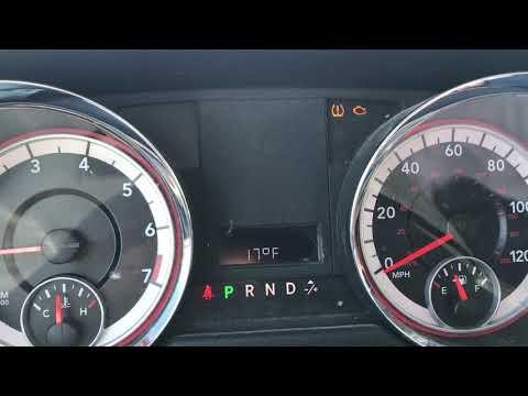Check Engine Light Error Codes From A Dodge Caravan