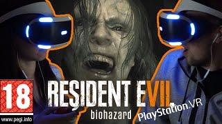 Jirka a Katka hraje - Resident Evil 7 - První hodina [VR] [18+]