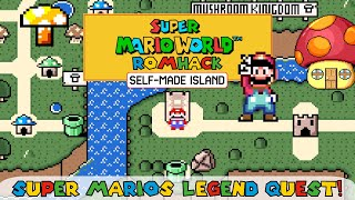 Super Mario's Legend Quest!
