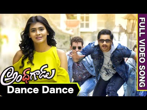 Andhhagadu Full Video Songs || Dance Dance Full Video Song || Raj Tarun, Hebah Patel