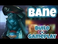 BANE GAMEPLAY   MOBILE LEGENDS  Lag   T4