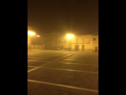 MeteoReporter Castelvecchio Subequo 19/10/2016