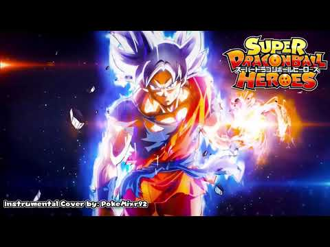Super Dragon Ball Heroes - Ultra Instinct Theme (Full HQ Cover)