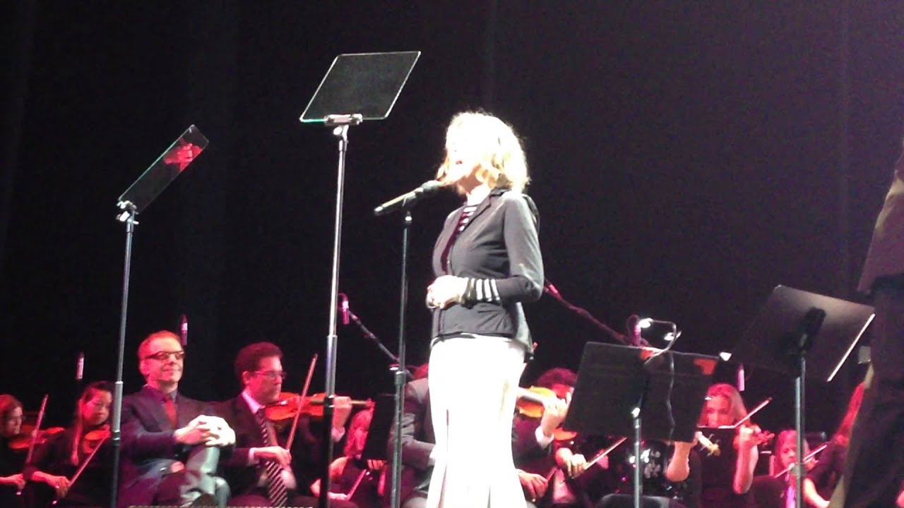 Catherine O'Hara singing song from The Nightmare Before Christmas ...