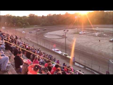 Butler Motor Speedway FWD Heat #1 6/24/17
