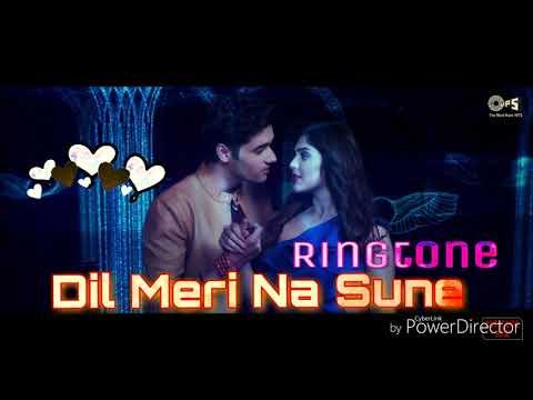 Dil Meri Na Sune - New Bollywood Song Ringtone - Singer - ( Atif Aslam )