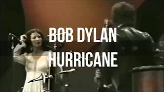 Bob Dylan || Hurricane (Subtitulado)