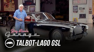 homepage tile video photo for The Missing Talbot-Lago - Jay Leno's Garage
