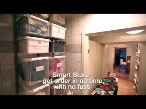How to get order in no time with SmartStore storage solutions   Clas Ohlson
