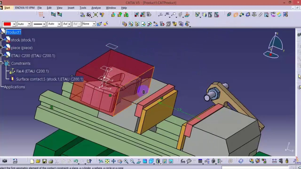 AutoCAD tutorial for beginners pdf Free Download