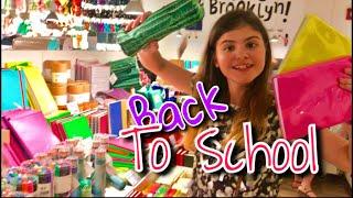 Подготовка к BACK TO SCHOOL 2018 В Америке Покупаю яркую канцелярию