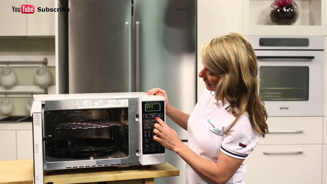 Sharp Convection Microwave R890nw